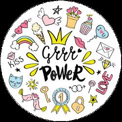 Logo grrrpower